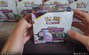Pokemon Unified Minds – Booster Box Unboxing Parts 1 & 2 + Elite Trainer Box