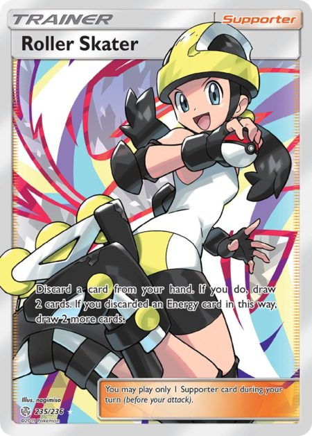 Rosa 236//236 Full Art Ultra Rare Near Mint Sun /& Moon Cosmic Eclipse