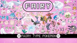 Fairy-types removed from Pokemon TCG